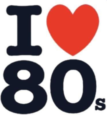 I love '80