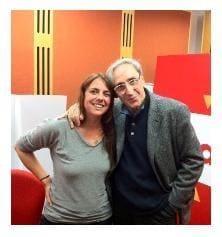 Franco Battiato e Silvia Boschero