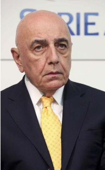 """غاليآني Mediaset """" الريآل يطلب"""