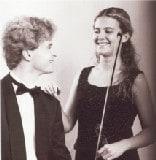 Lorenza Borrani e Matteo Fossi