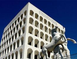 Rai tre passepartout domenica 17 marzo 2013 for Architettura fascista in italia