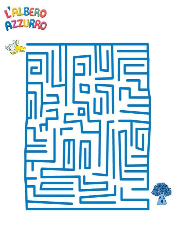 il labirinto di dodò