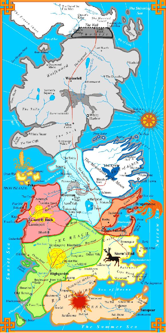 Cartina Scozia Pdf.Rai 4 La Mappa