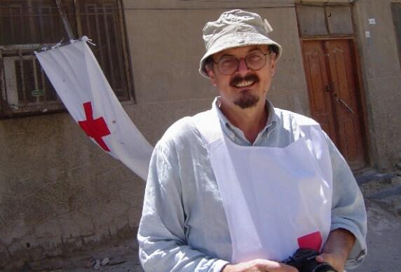 Enzo Baldoni, giornalista, pubblicitario, traduttore di Doonesbury