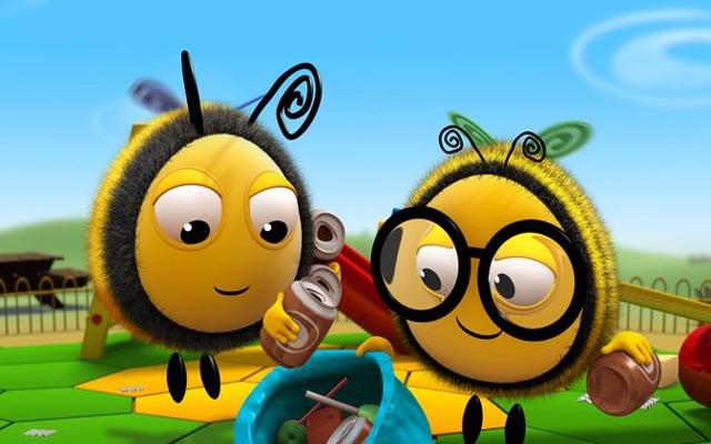 Rai yoyo programma the hive la casa delle api