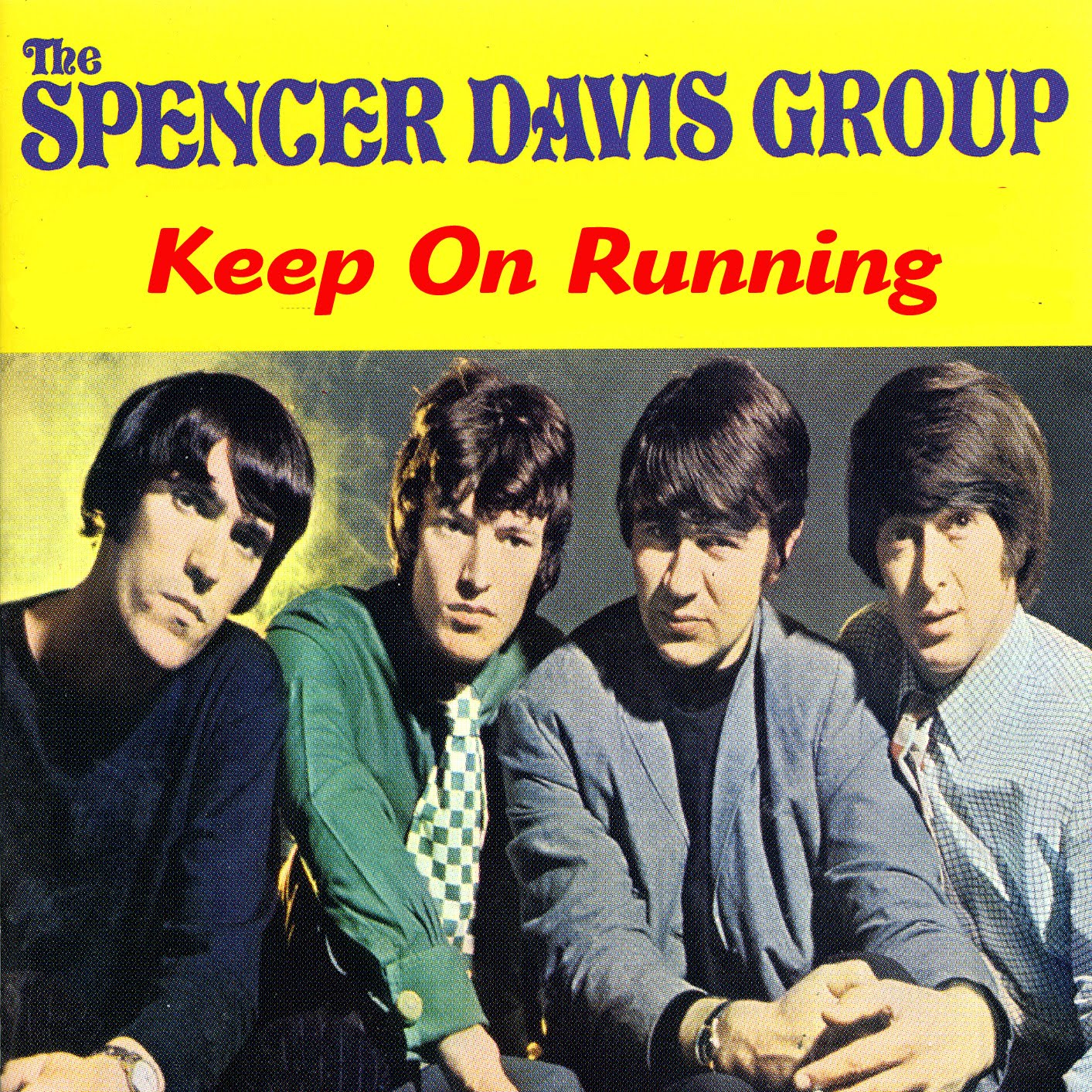 The Spencer Davis Group Every Little Bit Hurts
