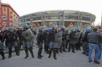 Napoli-Juve: questore, bilancio positivo