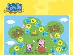 Rai yoyo peppa pig stampa e gioca for Gioco dell oca da stampare e colorare