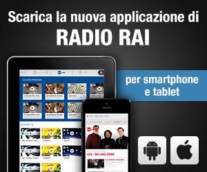 L 39 offerta radio rai su app contenuti e servizi disponibili for Radio parlamento streaming