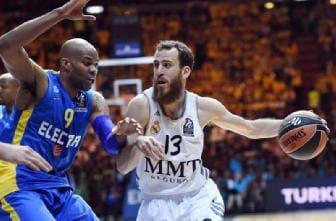 Basket: Maccabi vince l'Eurolega