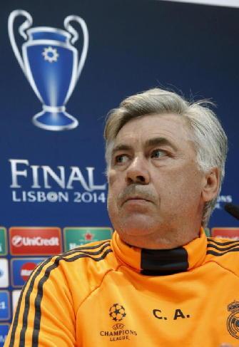 Champions: Ancelotti,tutto per la Decima
