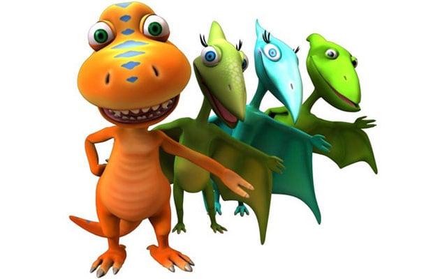 Rai yoyo programma il treno dei dinosauri