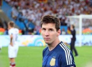 Messi fuori da top 11 Fifa