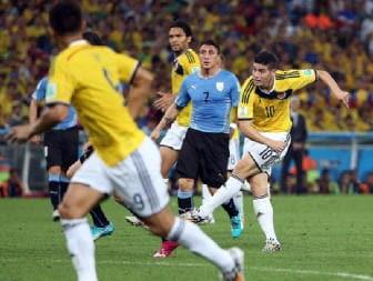 Gol Rodriguez più bello dei Mondiali