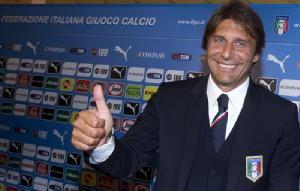 Azzurri: domani Conte da Milan e Inter
