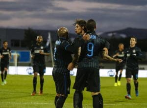Europa League, Stjarnan-Inter 0-3