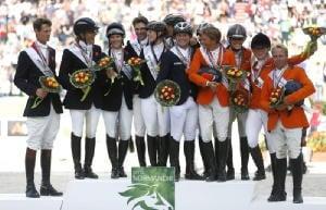 Equitazione: Mondiali,doppio oro tedesco