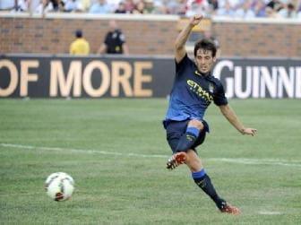 David Silva, altri 5 anni con Man City