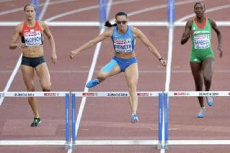 Europei atletica: Pedroso finale 400 hs.