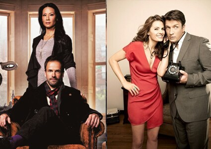 Castle + Blue Bloods