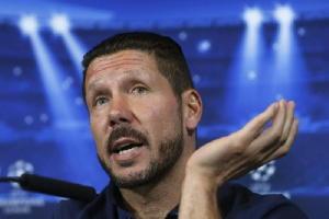 Simeone, contro Juve sarà come finale