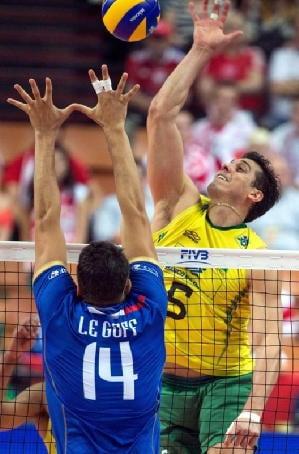 Pallavolo: Mondiali, Brasile in finale