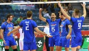 Volley: Italia chiamata al riscatto