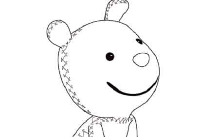Rai yoyo teddy for Immagini topo tip