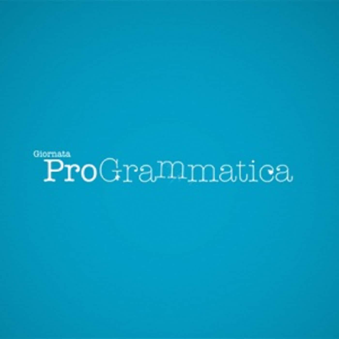 Giornata ProGrammatica