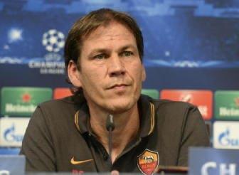 Garcia, con Juve con fiducia e ambizione