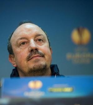 Benitez,siamo venuti a Praga per vincere