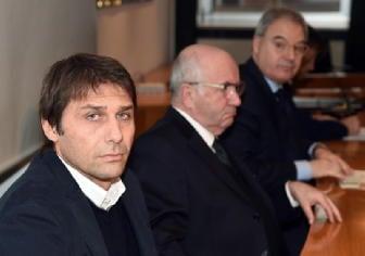 Mancini, disponibile a stage di Conte