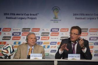 Mondiali:Fifa, 100 mln dollari a Brasile