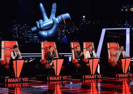 The Voice of Italy - Anteprima