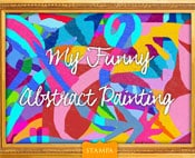 My Funny Abstract Painting