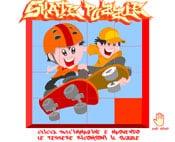 Skate-Puzzle
