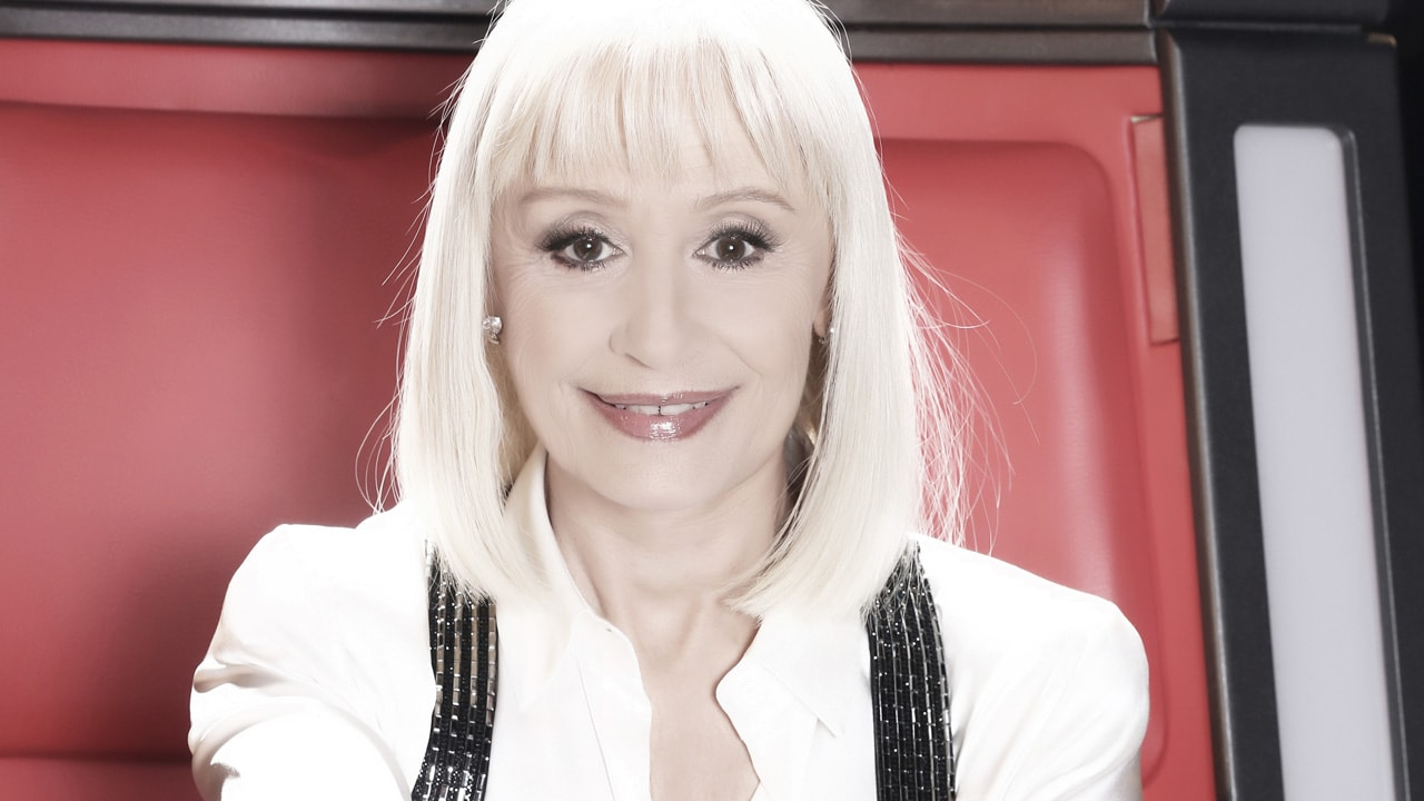 The Voice - Coach - Raffaella Carrà