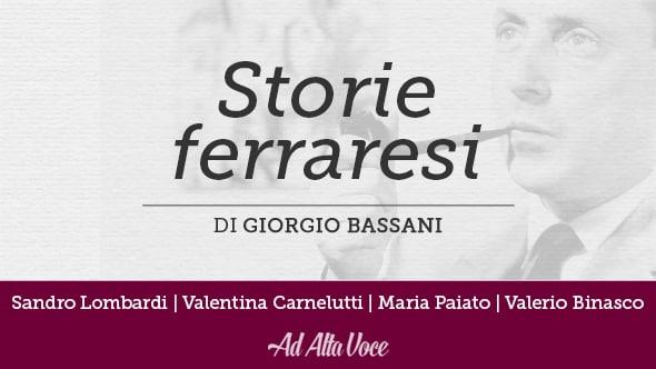 Omaggio a Giorgio Bassani