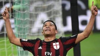 Bacca, vincere a Napoli per Berlusconi