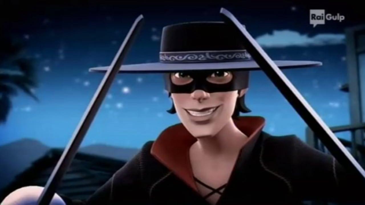 Rai Gulp Zorro - La leggenda - S1E1 - Il ritorno