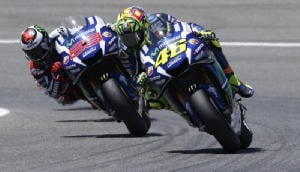 Motogp: test Jerez, Rossi quarto tempo