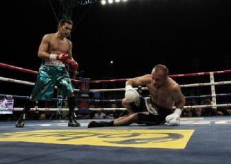 Boxe: Mondiale supergallo, Donaire super