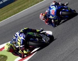 Warm Up moto gp a Vinales, Rossi quinto