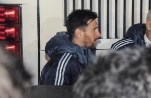 """Medico Argentina, """"Messi sta meglio"""""""