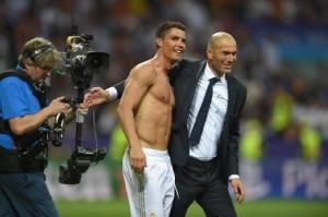 Champions: Zidane, Simeone è un grande