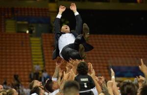 Champions: media celebrano vittoria Real