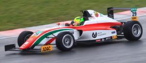 F4, Mick Schumacher vince gara2 a Imola