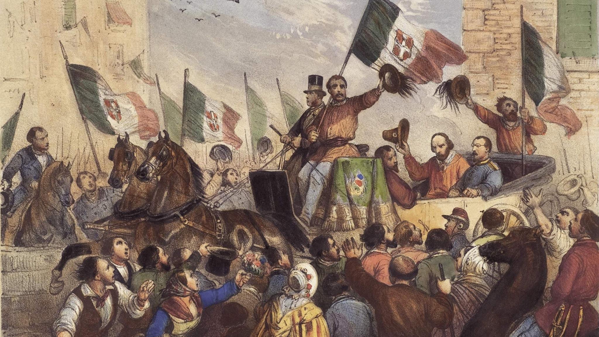 Rai Storia W la storia- comandare