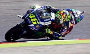 MotoGp: Rossi, volevo pole ma bene così