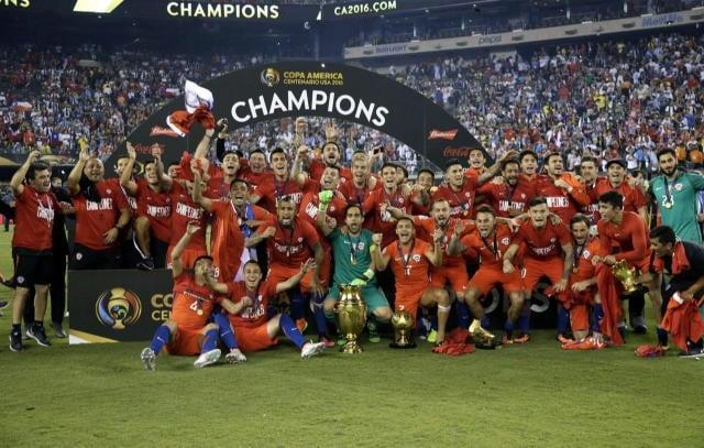 Coppa America, vince ancora il Cile